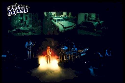 ... live 1974 genesis carpet crawlers studio version pushing back the limits of its al ingenuity genesis ...